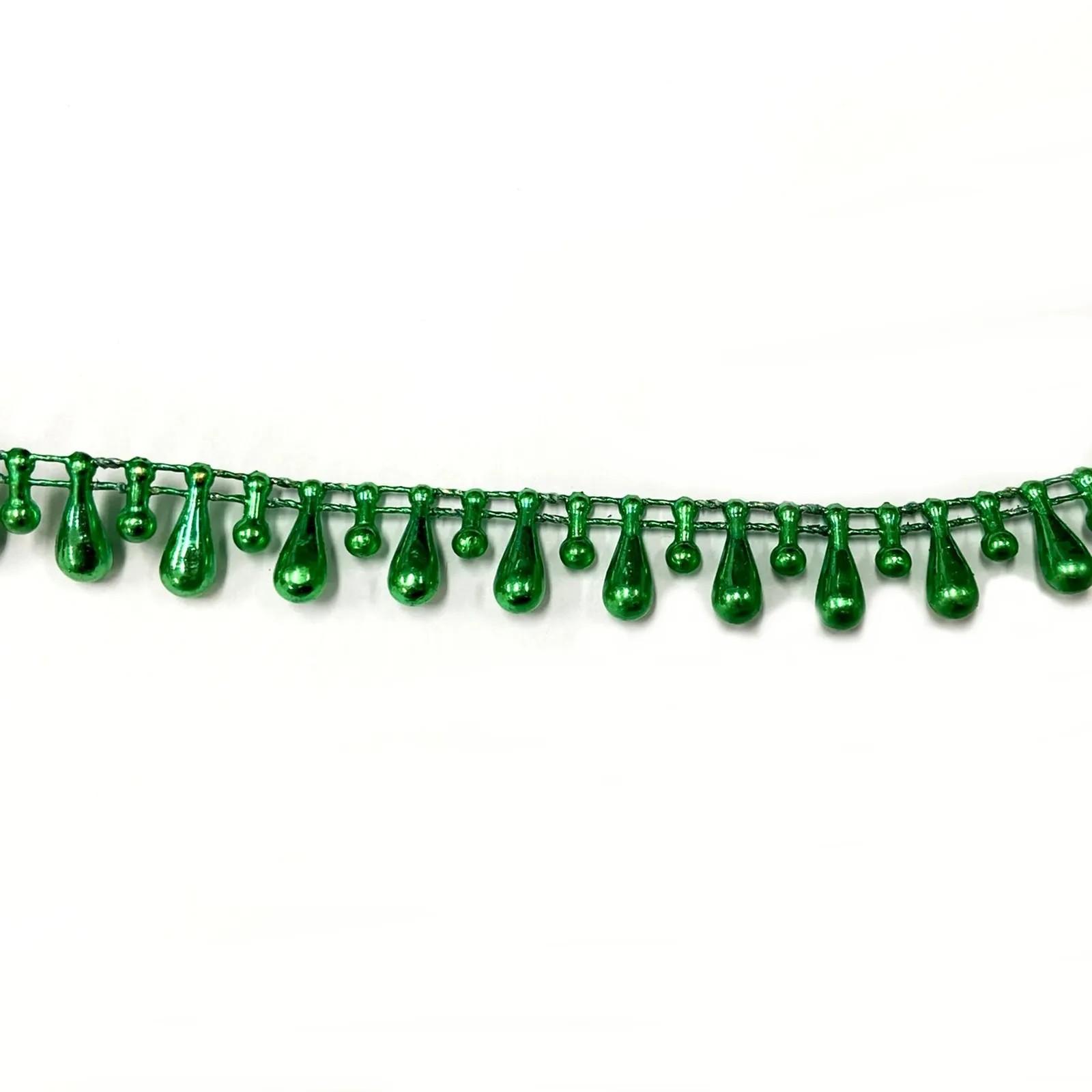 Galão Corrente Gota 14x5mm - Verde