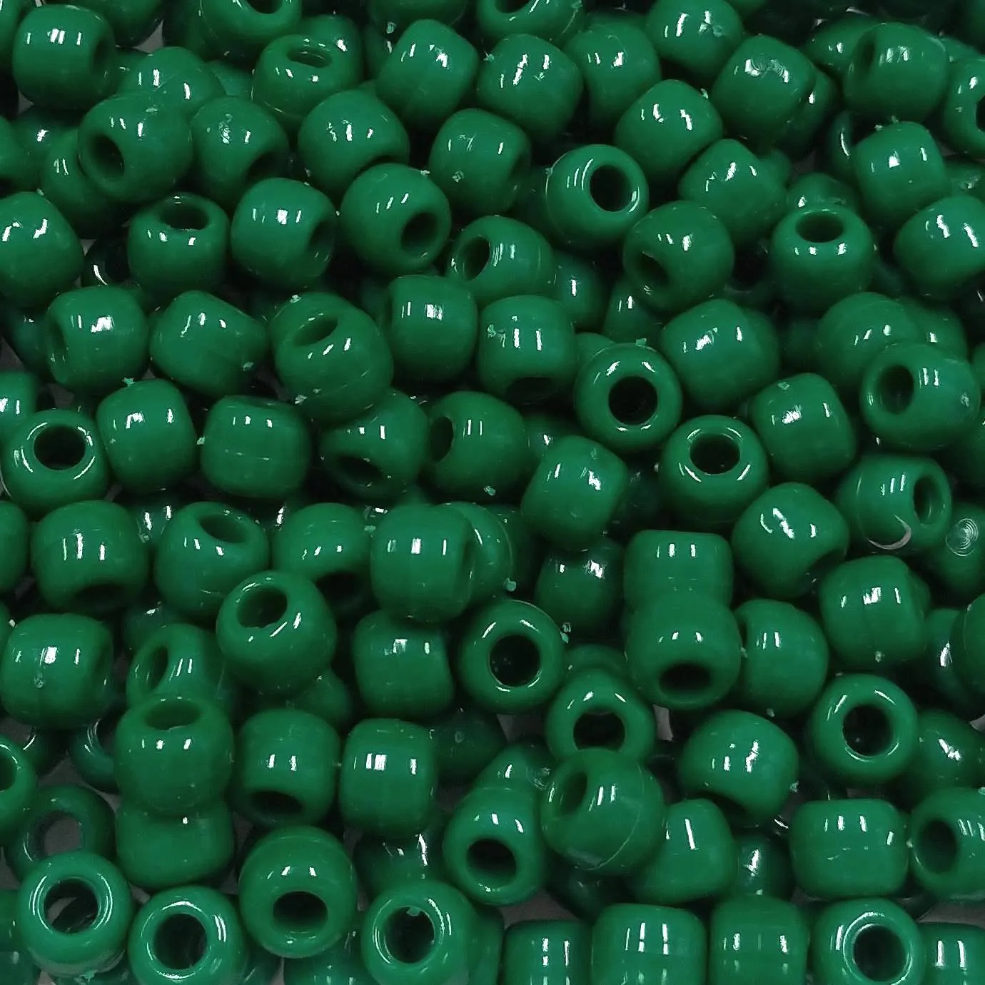 Miçanga Tererê 10mm - Cores Leitosas - 500g