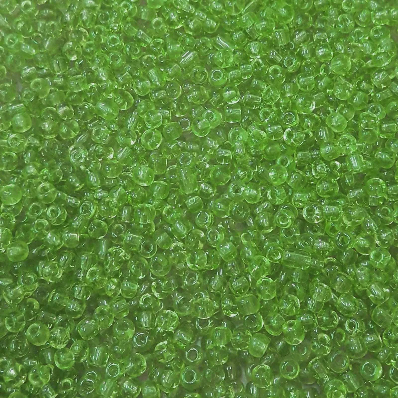Miçanga 6/0 Transparente -  500gr
