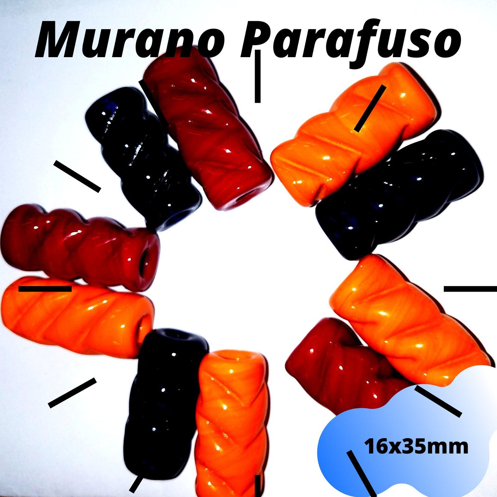 Murano Parafuso Passante 16x35mm