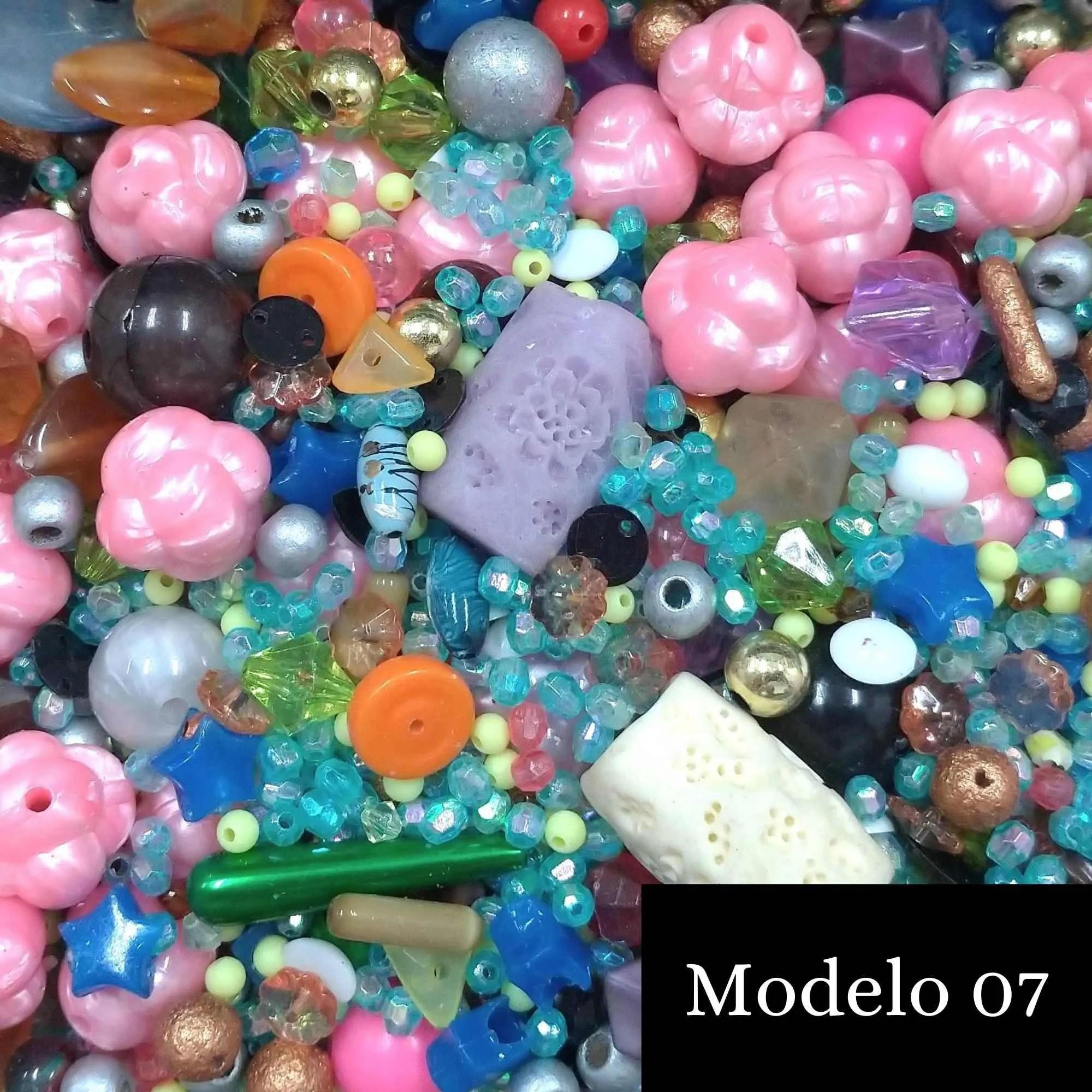 Pedrarias Misturadas - Pacote C/ 250g