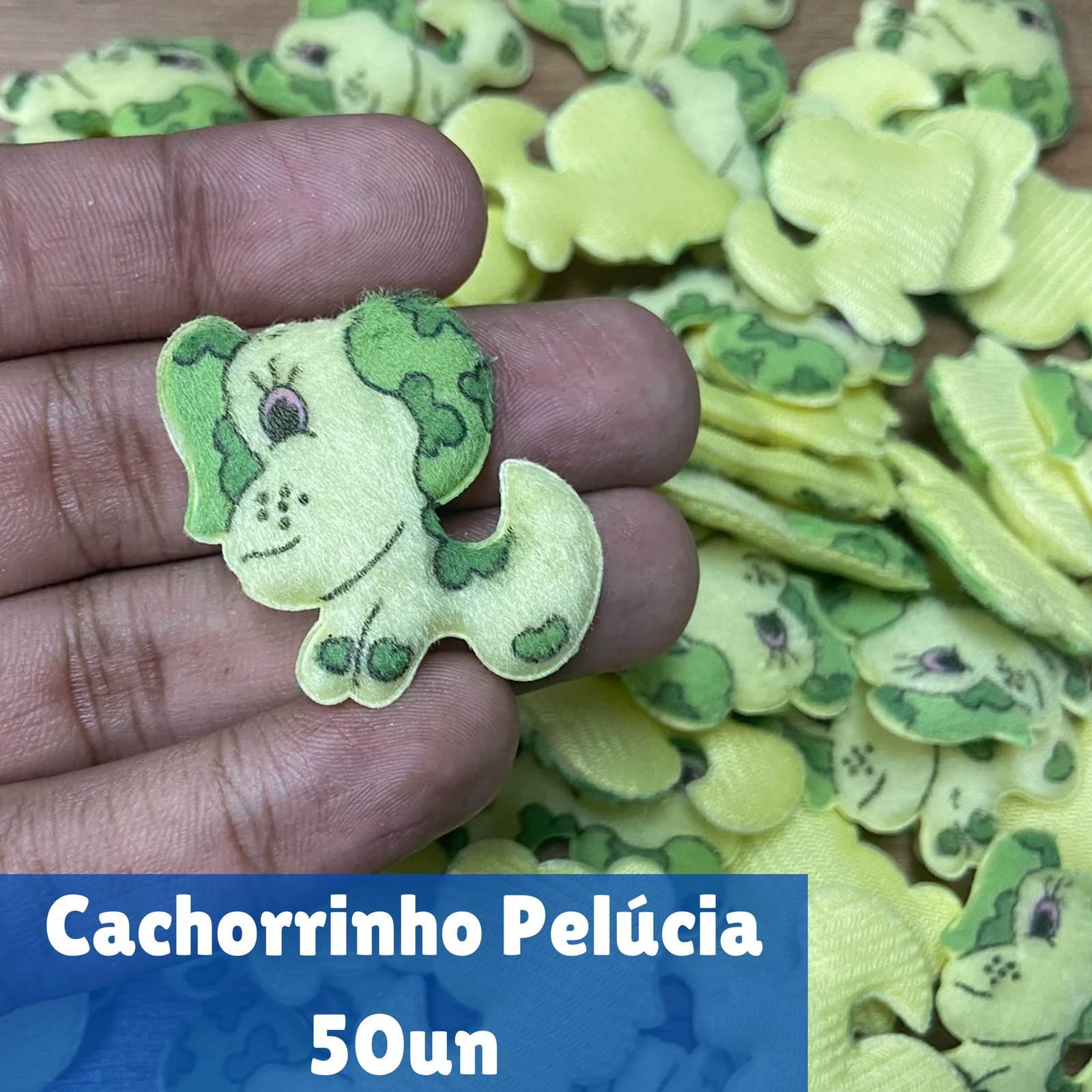 Pelúcia Cachorrinho - 50 unidades
