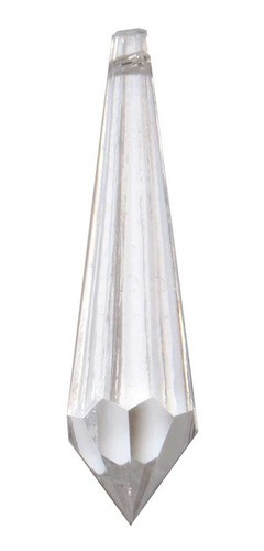 Pingente Acrílico Pirulito 57x13mm Pacote com 500g