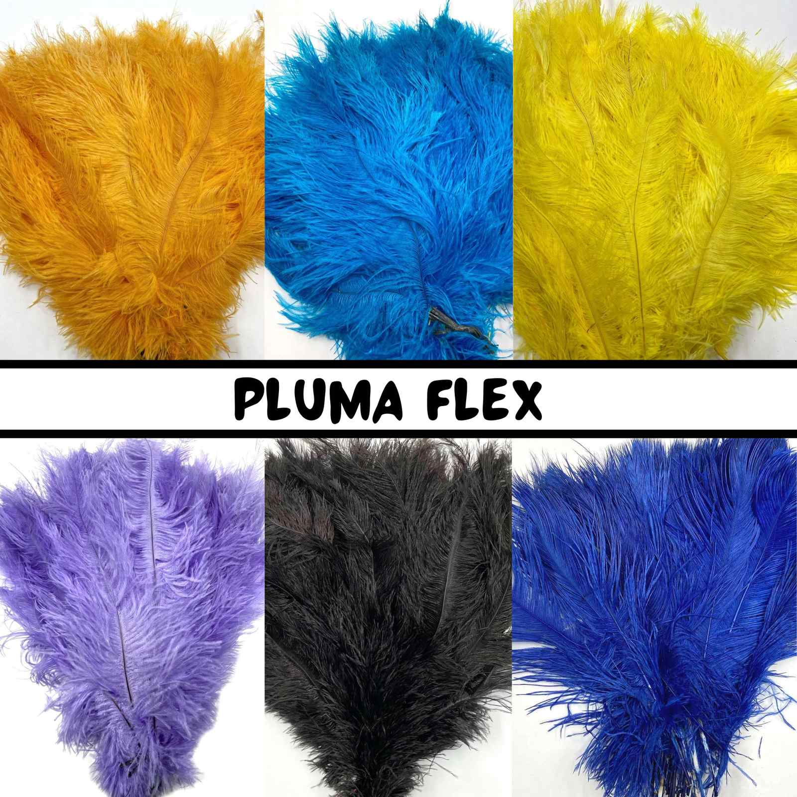 Pluma Flex - 10 unidades