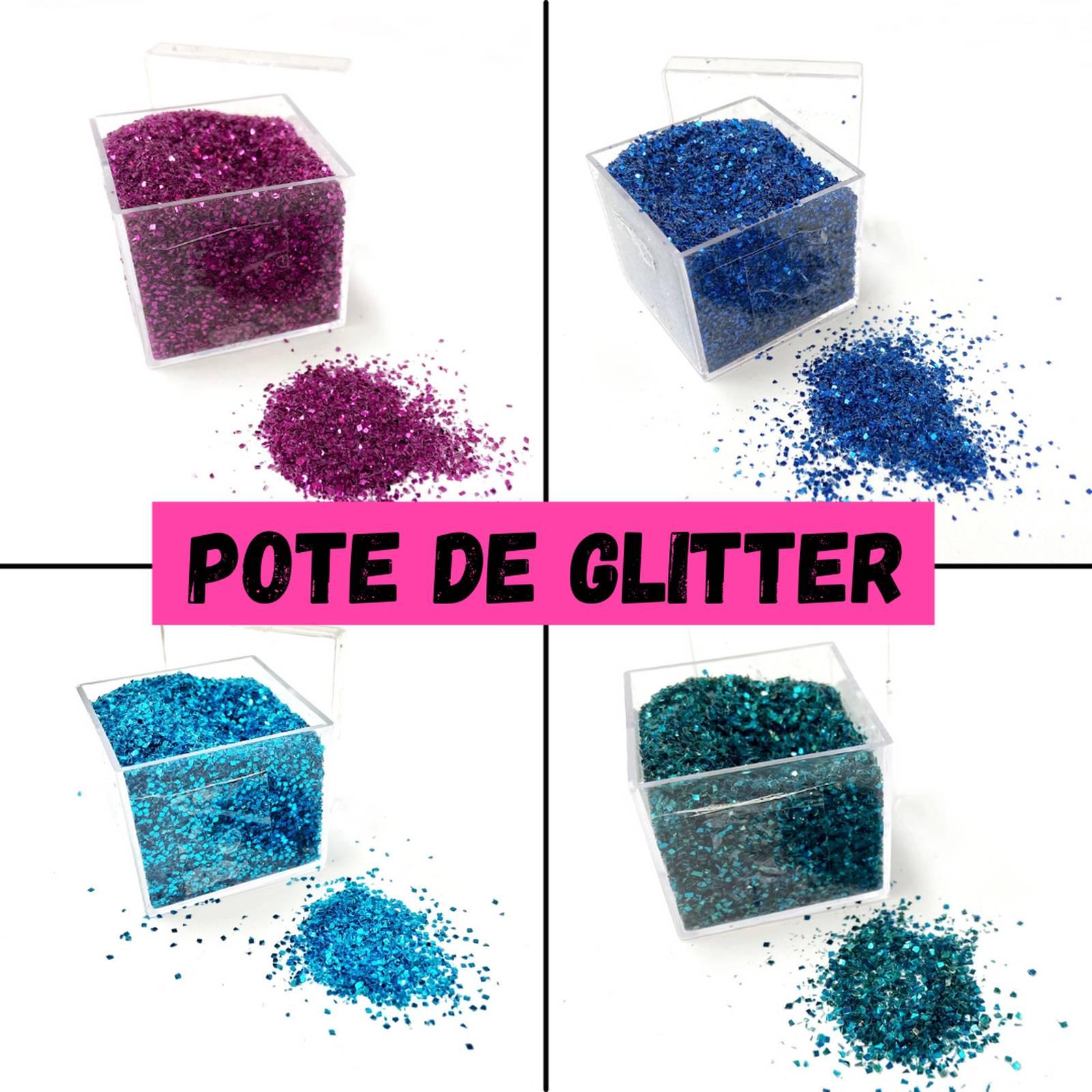 Pote Glitter Brocal - 30g