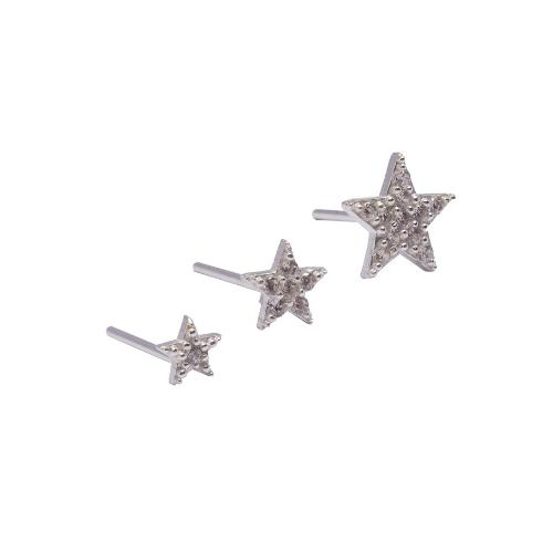 Trio Prata Estrela