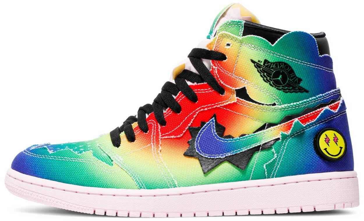 Air Jordan 1 High OG x J. Balvin
