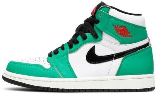Air Jordan 1 Retro High OG Wmns 'Lucky Green'