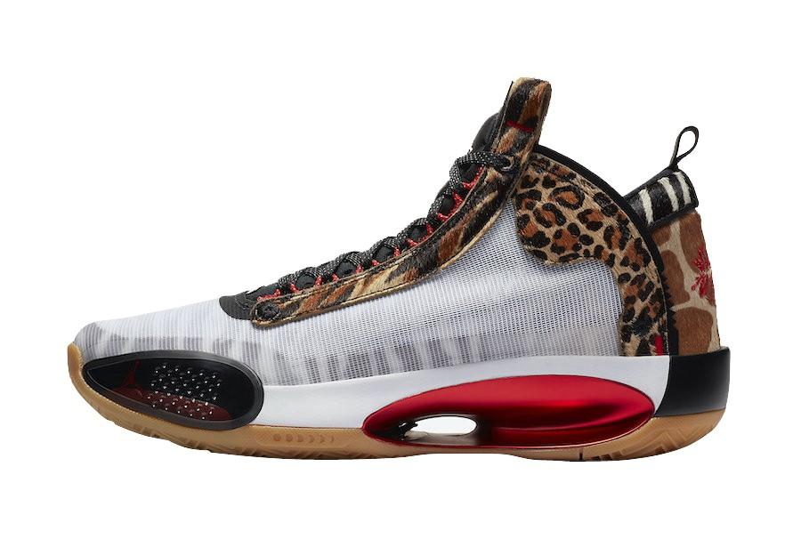 Air Jordan 34 x Jayson Tatum
