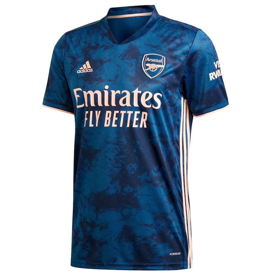 Camisa Adidas Arsenal 3 2020/2021