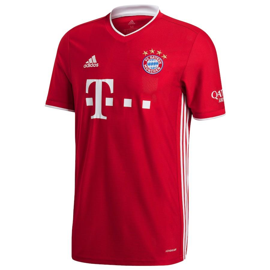 Camisa Adidas FC Bayern 2020/2021