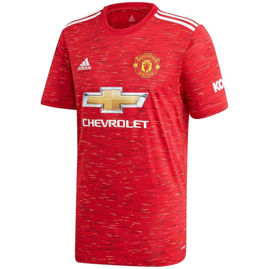 Camisa Adidas Manchester United 2020/2021