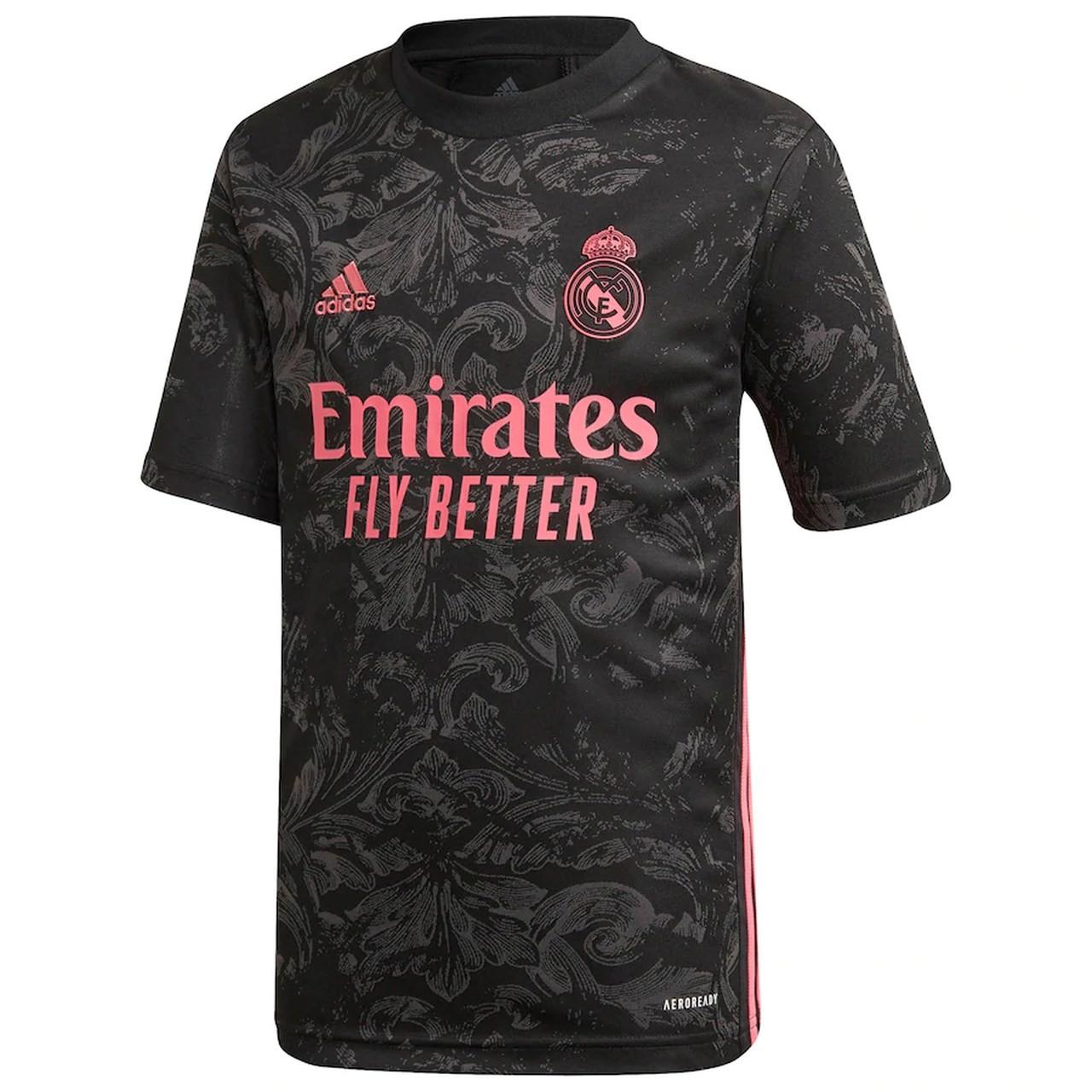 Camisa Adidas Real Madrid 3 2020/2021