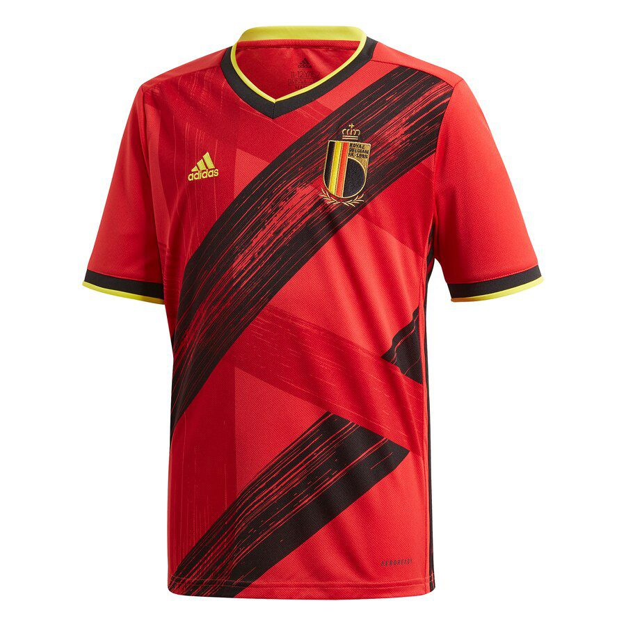 Camisa Adidas Seleção Bélgica 2020