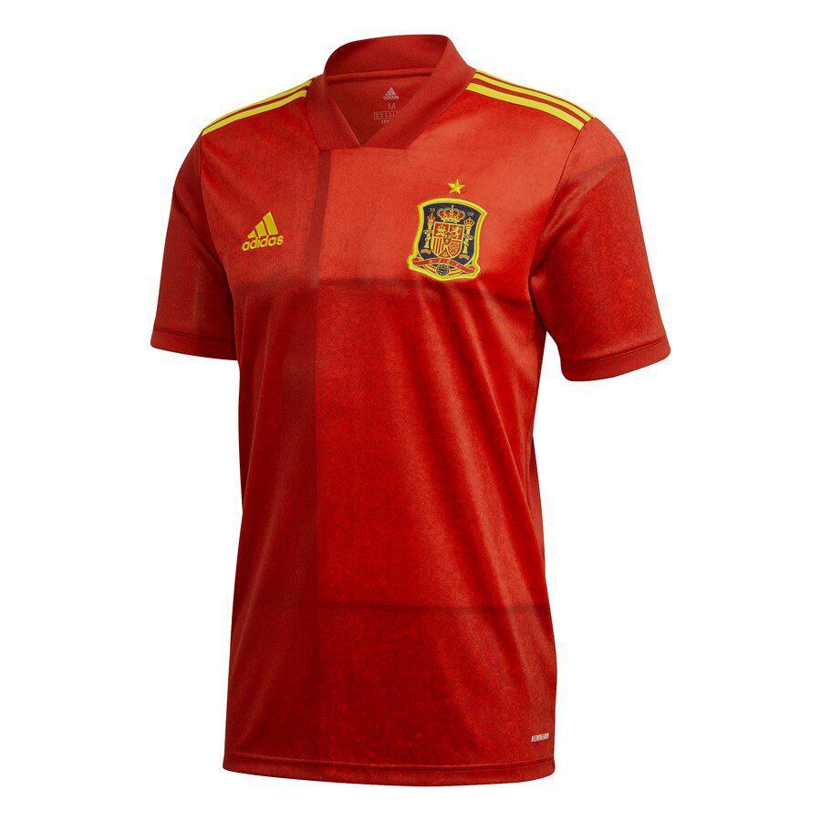 Camisa Adidas Seleção da Espanha 2020