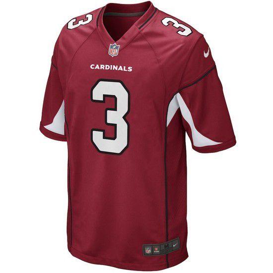 Camisa Futebol Americano Nike Arizona Cardinals - Vermelho/Branco