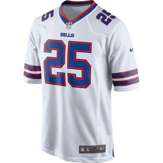 Camisa Futebol Americano Nike Buffalo Bills - Branco