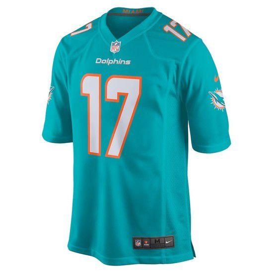 Camisa Futebol Americano Nike Miami Dolphins - Azul Claro