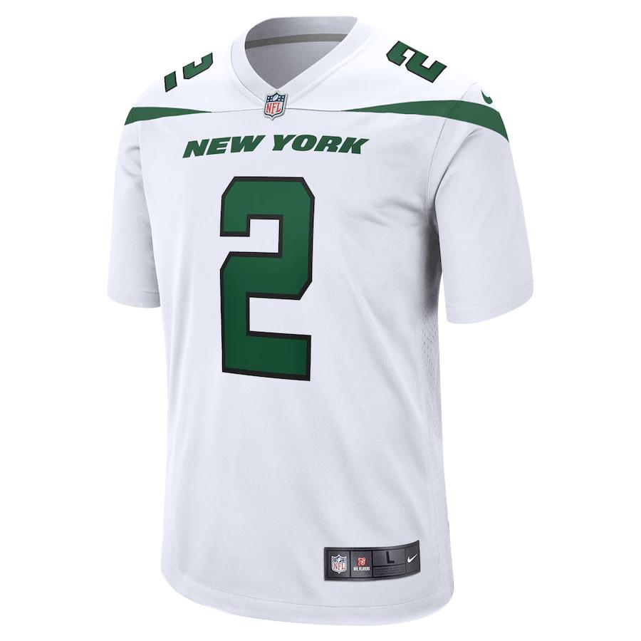 Camisa Futebol Americano Nike New York Jets 2021 - Branco