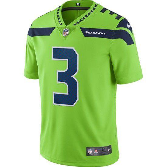 Camisa Futebol Americano Nike Seattle Seahawks - Verde/Azul