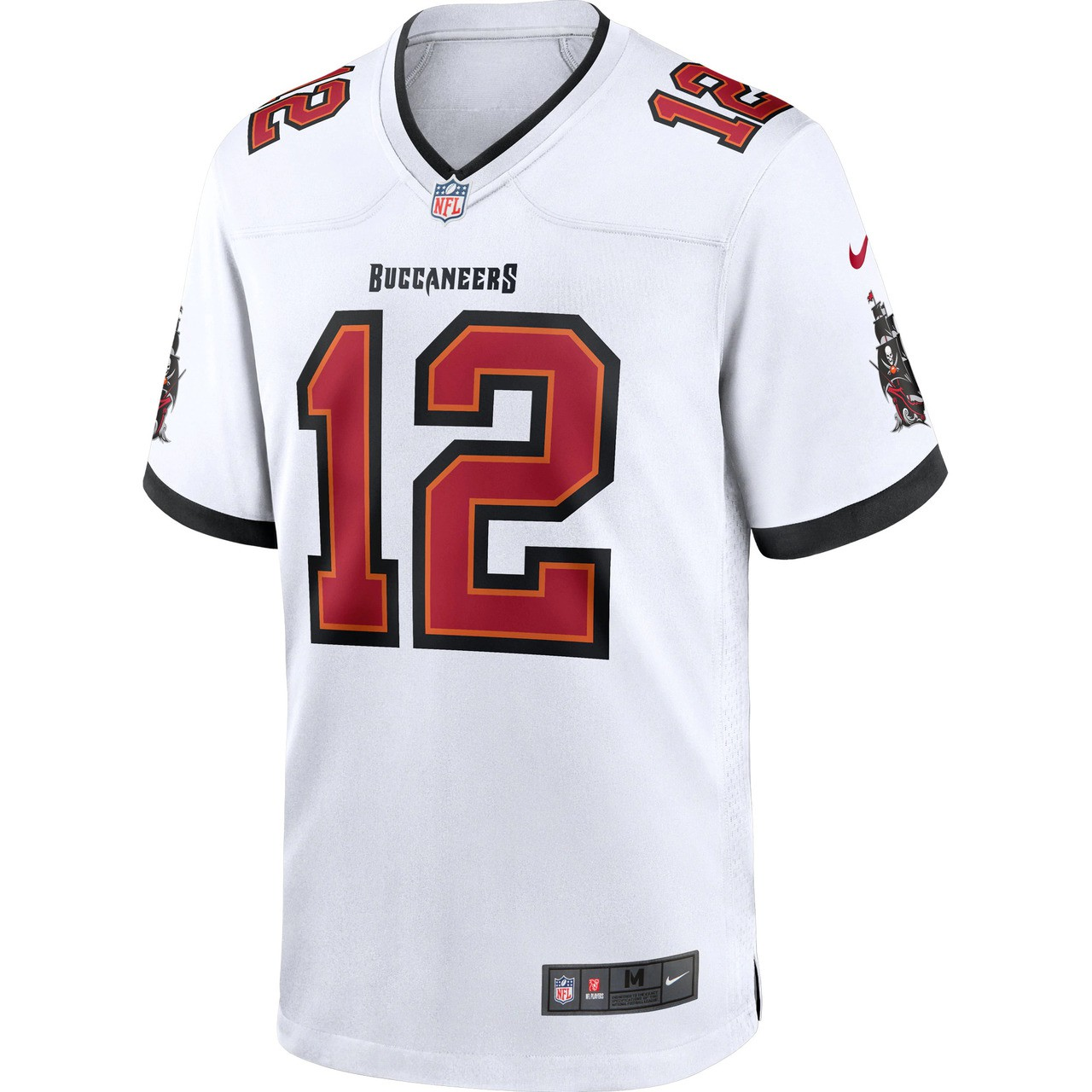 Camisa Futebol Americano Nike Tampa Bay Buccaneers 2020 - Branco