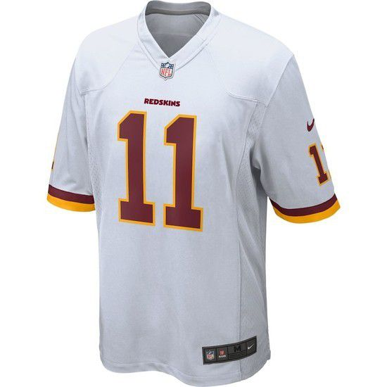 Camisa Futebol Americano Nike Washington Redskins - Branco/Vermelho