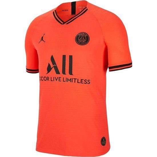 Camisa Jordan PSG Away 2019/2020 - Vermelho