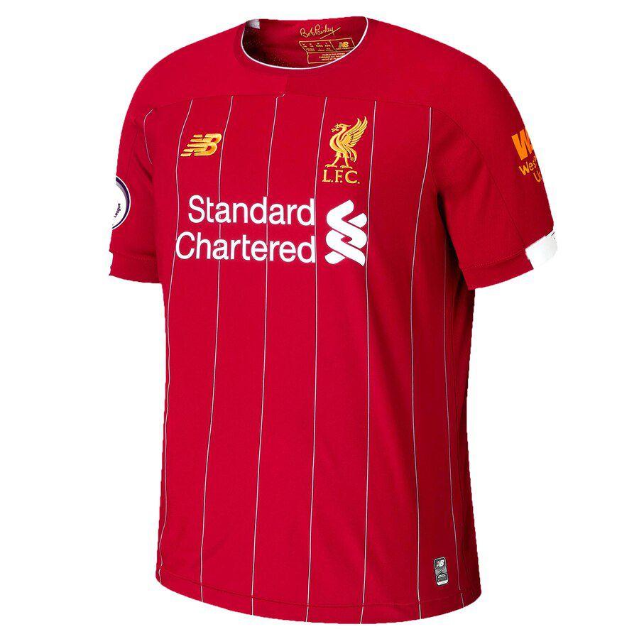 Camisa New Balance Liverpool 2019/2020
