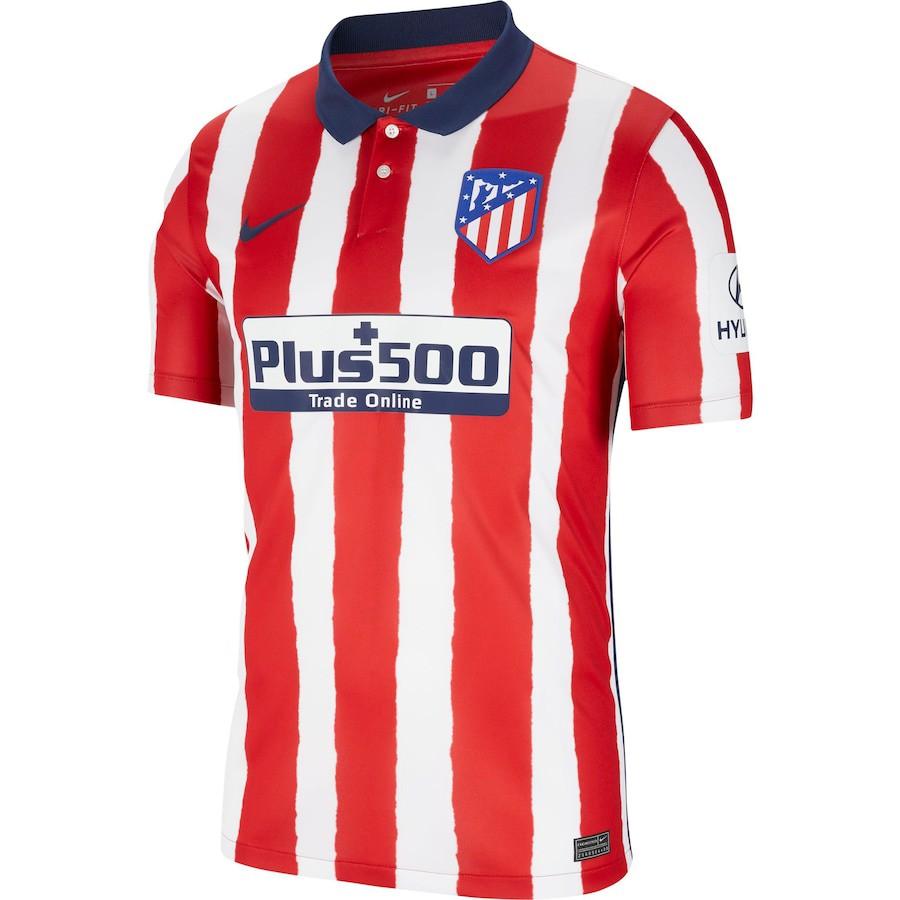 Camisa Nike Atlético de Madrid 2020/2021