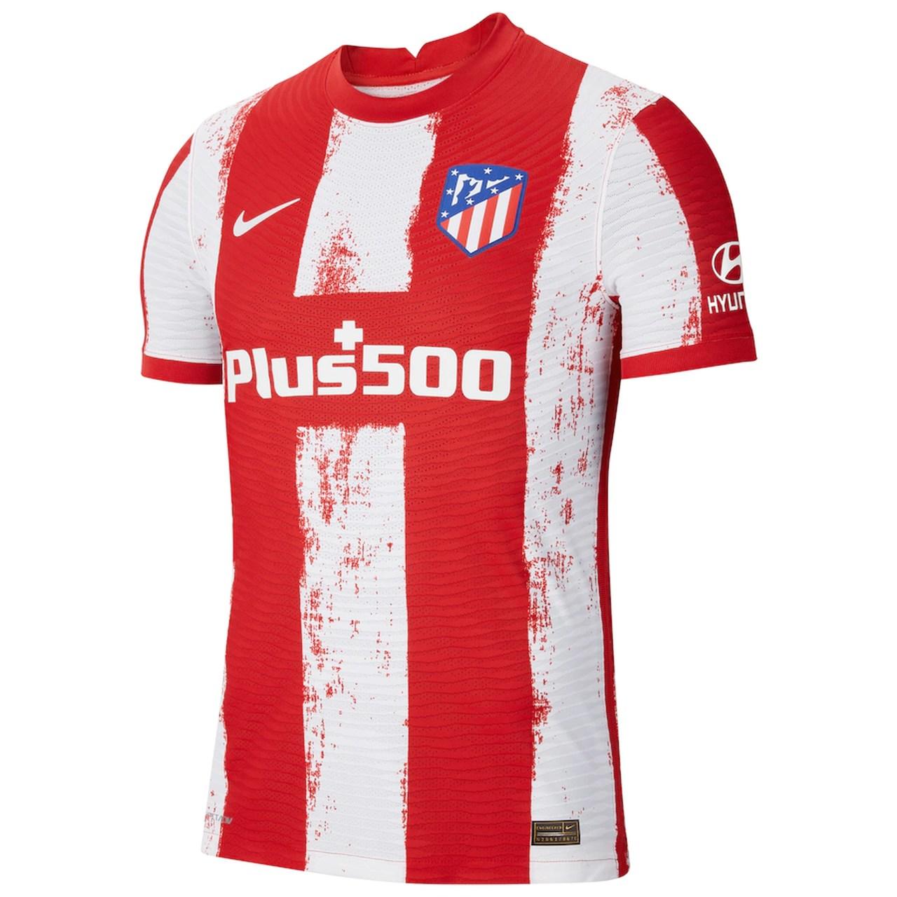 Camisa Nike Atletico de Madrid 2021/2022