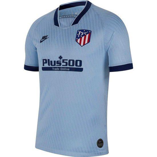 Camisa Nike Atletico de Madrid 3 2019/2020 - Azul