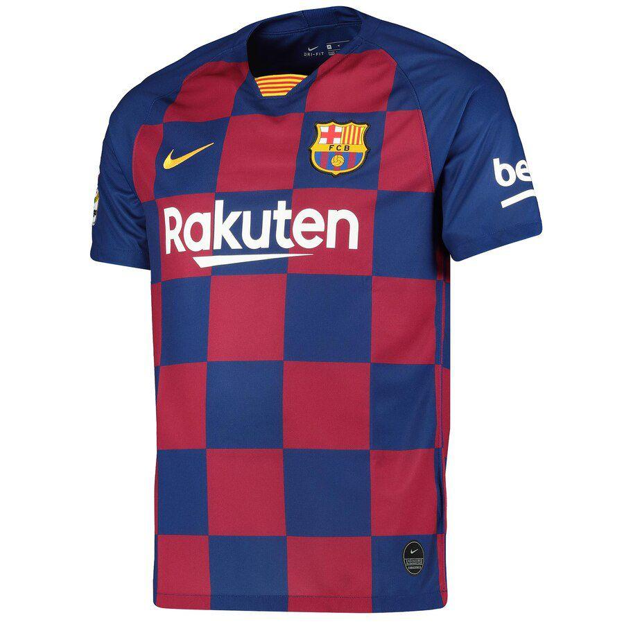 Camisa Nike Barcelona 2019/2020