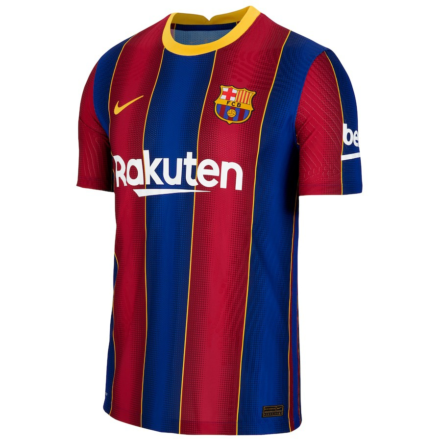 Camisa Nike Barcelona 2020/2021