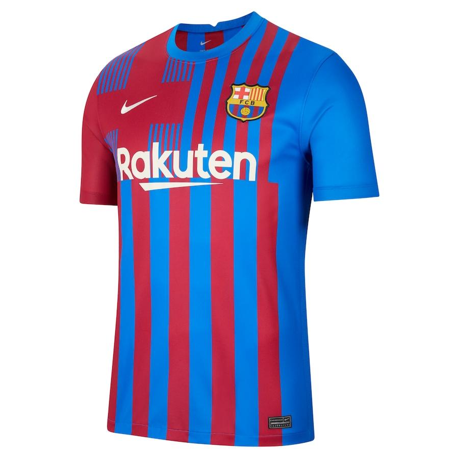 Camisa Nike Barcelona 2021/2022