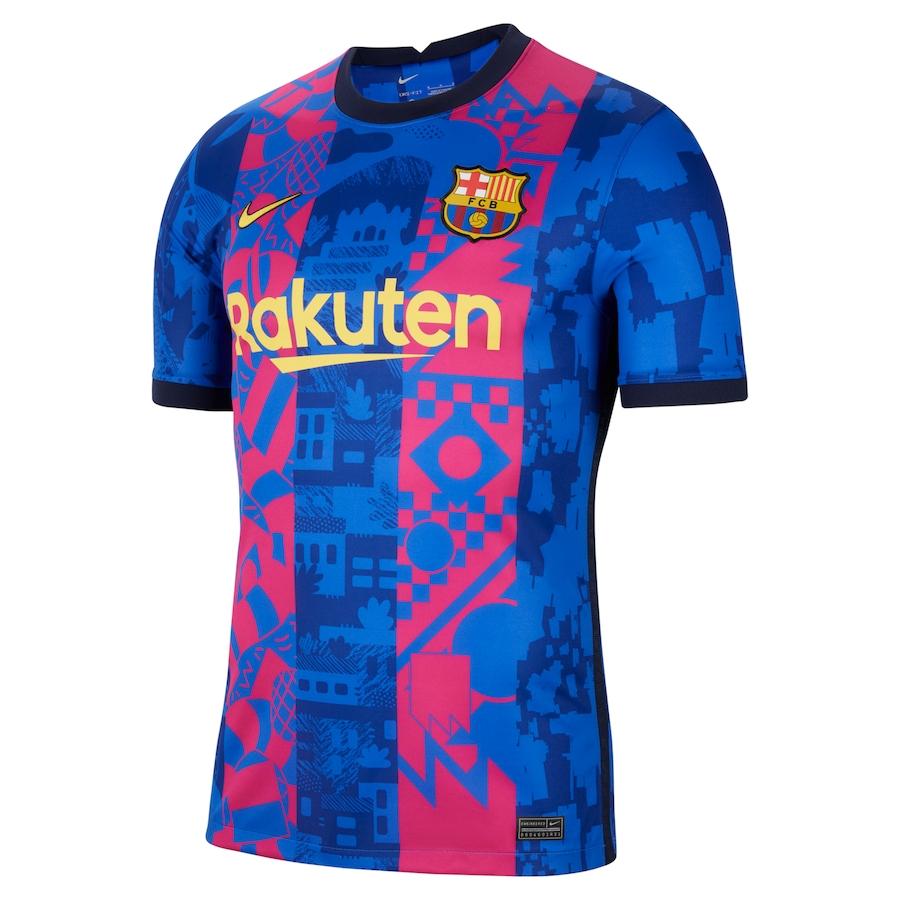 Camisa Nike Barcelona 3 2021/2022
