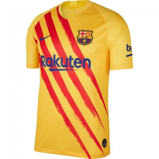 Camisa Nike Barcelona 4th 2019/2020