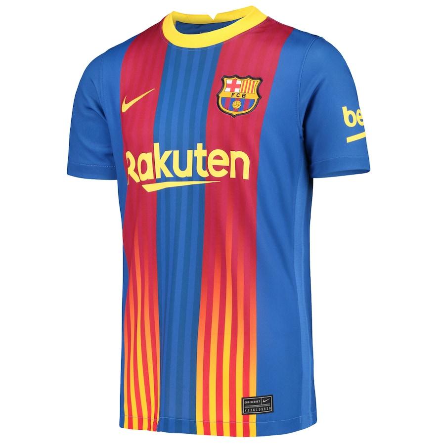 Camisa Nike Barcelona El Clásico 2021/22