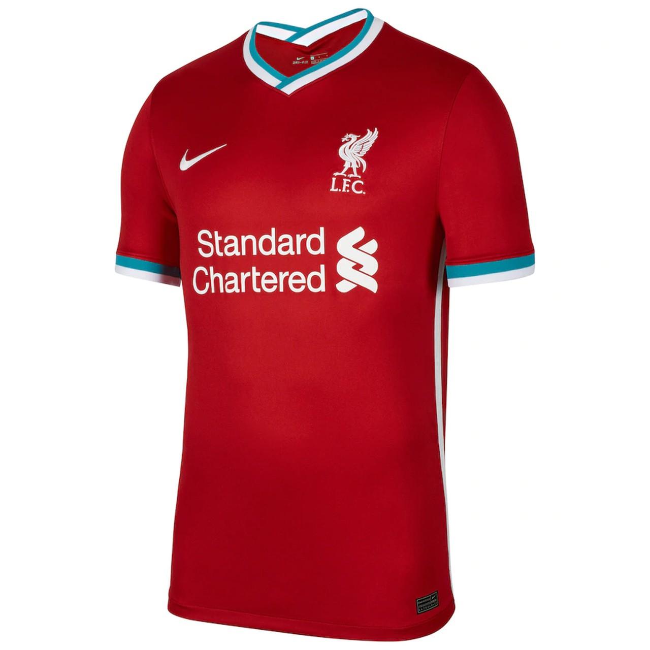 Camisa Nike Liverpool 2020/2021