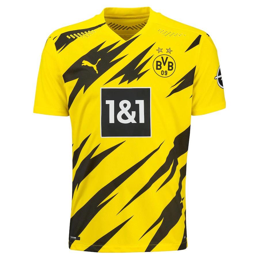 Camisa Puma Borussia Dortmund 2020/2021