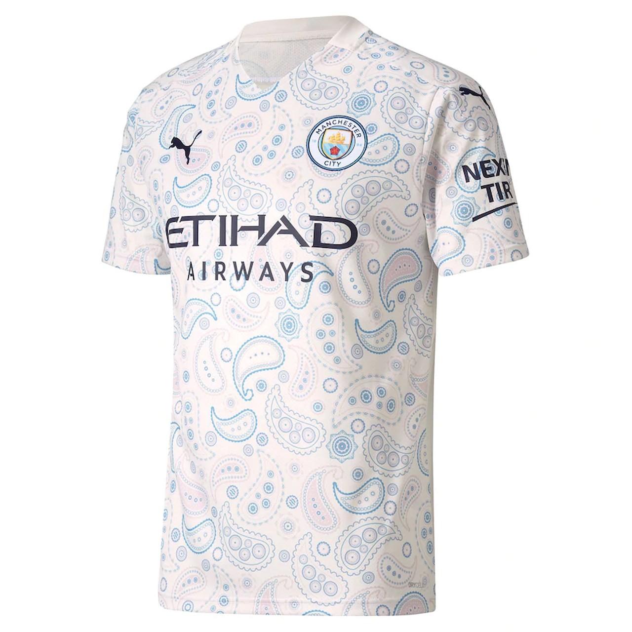 Camisa Puma Manchester City 3 2020/2021