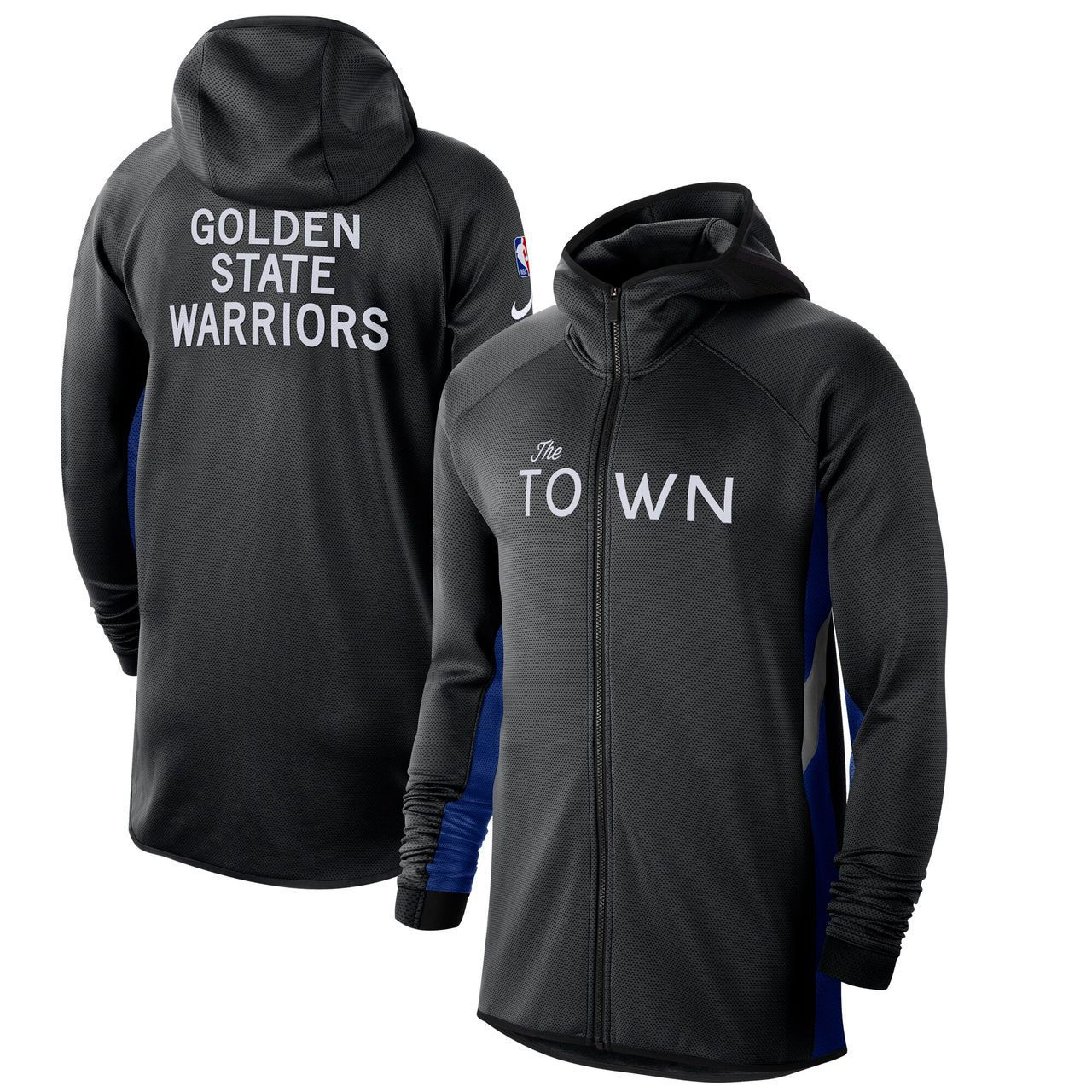 Jaqueta Nike Golden State Warriors