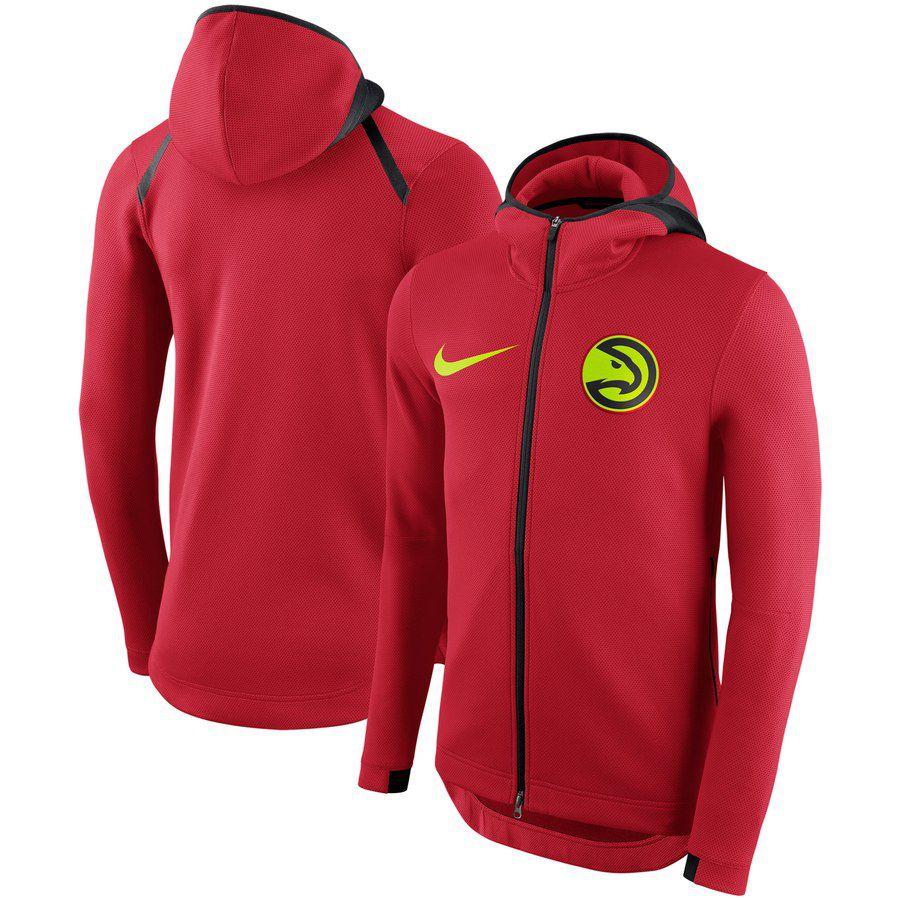Jaqueta Nike Atlanta Hawks Showtime Therma Flex