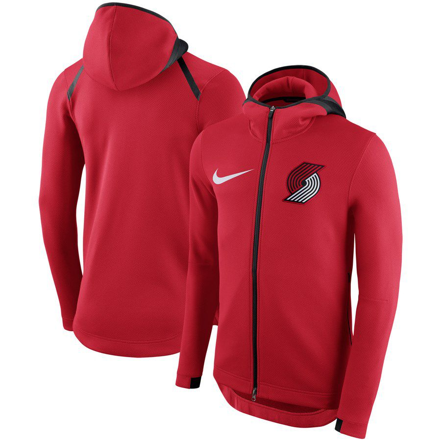 Jaqueta Nike Portland Trail Blazers Showtime Therma Flex