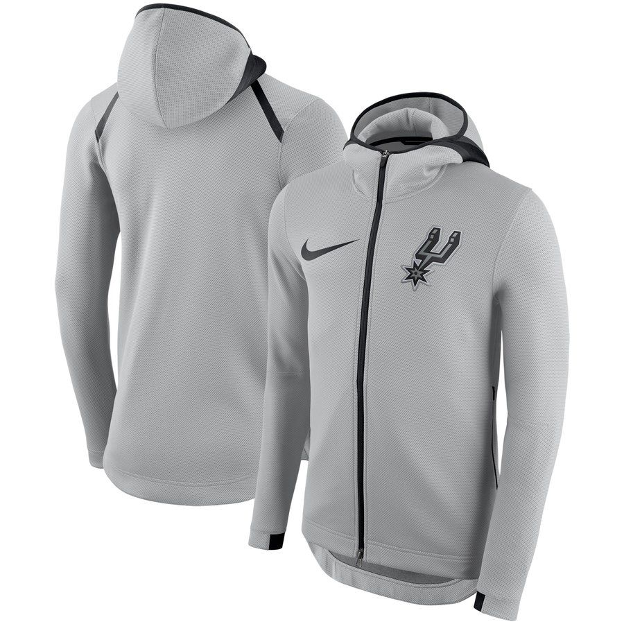 Jaqueta Nike San Antonio Spurs Showtime Therma Flex