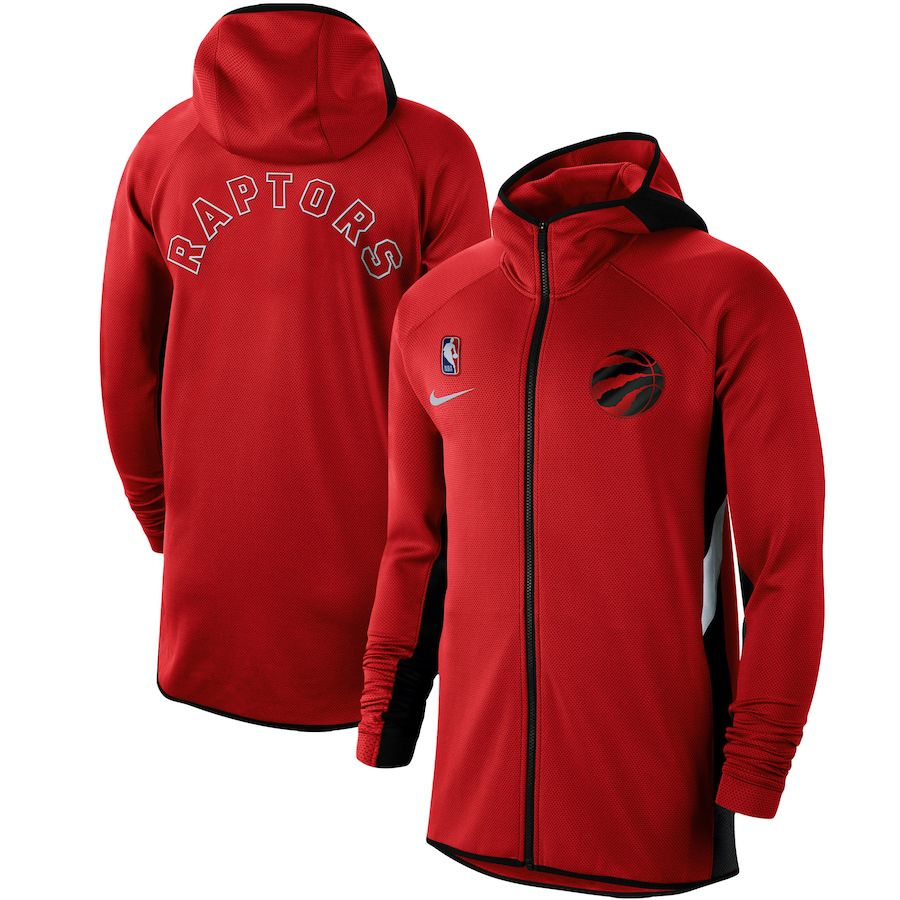 Jaqueta Nike Toronto Raptors Authentic Showtime Therma Flex