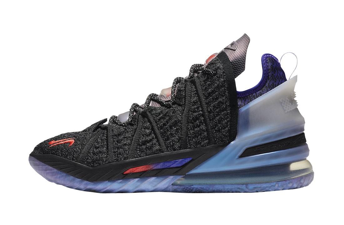 Nike  LeBron 18 x Kylian Mbappé NRG