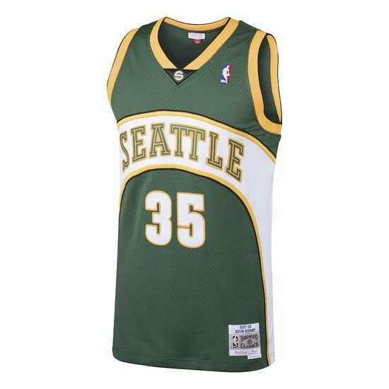 Regata Clássica Mitchell & Ness Seattle SuperSonics Swingman - Verde