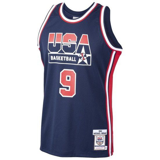 Regata Mitchell & Ness USA Basketball 1992