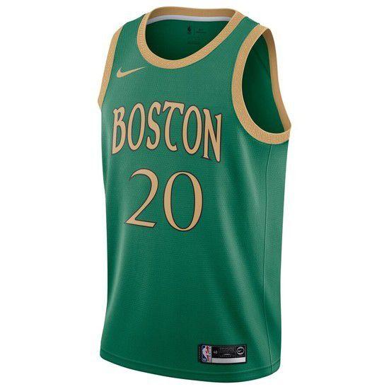 Regata Nike Boston Celtics City Edition 2019/20  Swingman