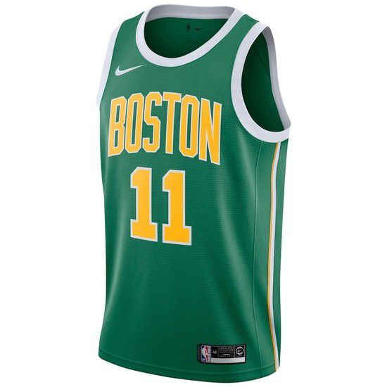 Regata Nike Boston Celtics Earned Edition 2018/19 Swingman